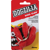 Petmate Dogzilla Dino Claw Dog Toy