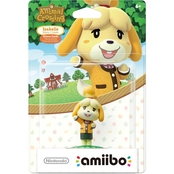 Nintendo amiibo Isabelle Winter Outfit character figure (Wii U)