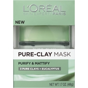 L'Oreal Pure Clay Mask Purify and Mattify