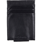 Columbia RFID Blocking Magnetic Front Pocket Wallet