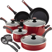 Paula Deen Riverbend Aluminum Nonstick 12 pc. Cookware Set