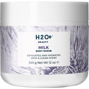 H2O+ Milk Body Scrub
