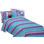 Disney Frozen Light Up The Sky 3 Pc. Twin Sheet Set