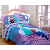 Disney Frozen Light Up The Sky Twin/Full Comforter