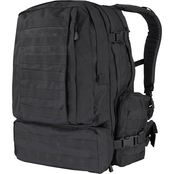 Brigade QM Condor 3 Day Assault Pack, Black