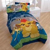 Jay Franco and Sons Disney Lion Guard for One Twin Comforter