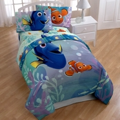 Jay Franco and Sons Disney Finding Dory Sea Twin Comforter
