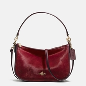 COACH Chelsea Crossbody in Haircalf Leather