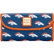 Dooney & Bourke NFL Denver Broncos Wallet