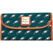 Dooney & Bourke NFL Philadelphia Eagles Wallet