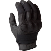 Brigade QM HWI Knuckle Protector Touch Screen Gloves, Black