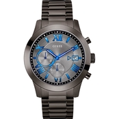 Guess Men's Chronograph with Stopwatch Function & Date U0668G2