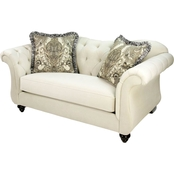 Furniture Of America Antoinette Loveseat