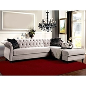 Furniture Of America Rotterdam Sectional