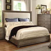 Furniture of America Antler Queen Bed