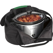 Hamilton Beach Crock Caddy Insulated Slow Cooker Bag