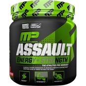 Musclepharm Assault Pre-Workout Powder, 30 Servings