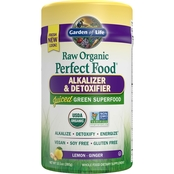 Garden of Life Raw Organic Perfect Food Alkalizer & Detoxifier