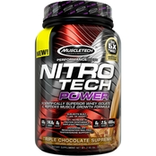 MuscleTech Nitro Tech Power Triple Chocolate Supreme 2 lb.