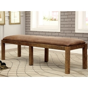 Furniture Of America Gianna Bench