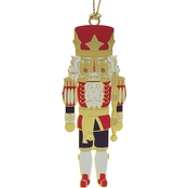 ChemArt Nutcracker Collectible Ornament