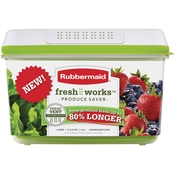 Rubbermaid FreshWorks 17.3 Cup Produce Saver