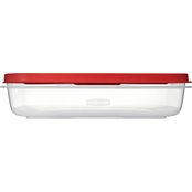 Rubbermaid Easy Find Lids 5.5 Cup Rectangle Container