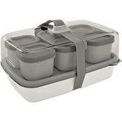 Rubbermaid Fasten + Go Entree Kit