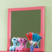 Furniture Of America Prismo Mirror
