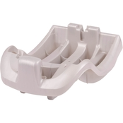 Evenflo Nurture Car Seat Base, Silver