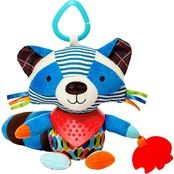 Skip Hop Bandana Buddies Raccoon Activity Toy