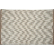 Saffron Fabs Camridge 34 x 21 Bath Rug
