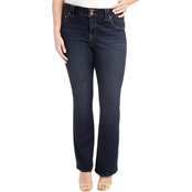 Lucky Brand Plus Size Petite Emma Boot Leg Jeans