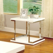 Furniture Of America Meda End Table
