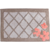 Saturday Knight Coral Garden Tufted Rug