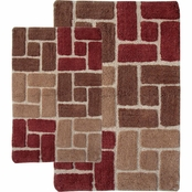 Chesapeake Merchandising Berkeley 2 Pc. Spa Bath Rug Set