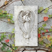 Joseph Studio Angel Relief Plaque