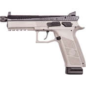 CZ P-09 9MM 5.15 in. Threaded Barrel 21 Rds NS Pistol Urban Grey