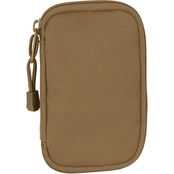 Mercury Luggage Zippered Field Pad, Coyote