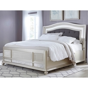 Ashley Coralayne Panel Bed