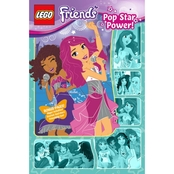 LEGO Friends: Pop Star Power (Graphic Novel #3)