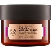 The Body Shop Spa of the World African Ximenia Scrub 13.5 oz.