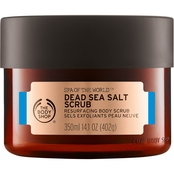 The Body Shop Spa of the World Dead Sea Salt Scrub 14.1 oz.