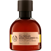 The Body Shop Spa of the World Polynesian Monoi Radiance Oil 5.7 oz.