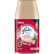 Glade Blooming Peony & Cherry Automatic Spray Air Freshener Refill 6.2 Oz.