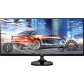 LG 25 In. UltraWide IPS LED Monitor