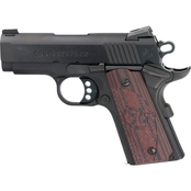 Colt Manufacturing Defender 9MM 3 in. Barrel 8 Rds NS Pistol Blued