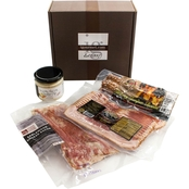 The Gourmet Market Smoked Bacon Gift Box