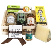 The Gourmet Market The Rosemary Gift Crate