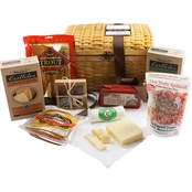 The Gourmet Market New England Picnic Basket
